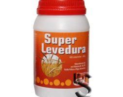 SUPER LEVEDURA DE CERVEJA 600 COMP